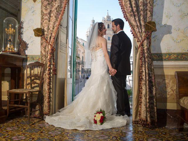 Il matrimonio di Giuseppe e Valeria a Ragusa, Ragusa 21