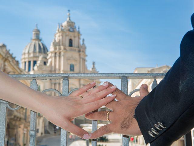 Il matrimonio di Giuseppe e Valeria a Ragusa, Ragusa 24
