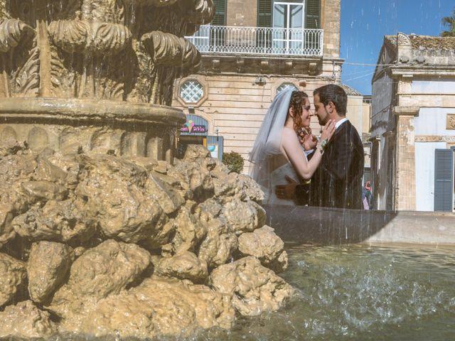 Il matrimonio di Giuseppe e Valeria a Ragusa, Ragusa 32