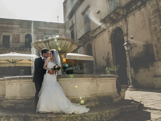 Il matrimonio di Giuseppe e Valeria a Ragusa, Ragusa 34