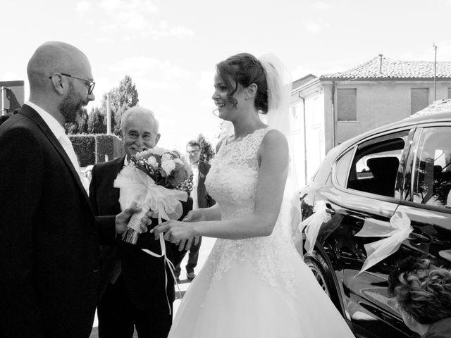 Il matrimonio di Enrico e Milena a Cerea, Verona 20