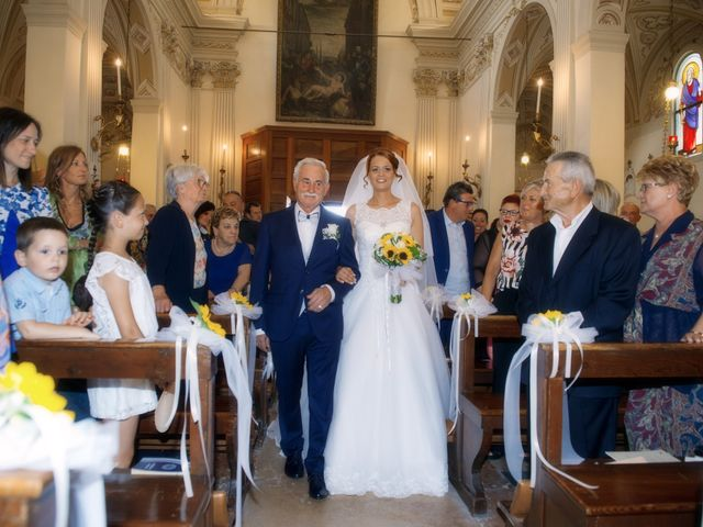 Il matrimonio di Enrico e Milena a Cerea, Verona 22