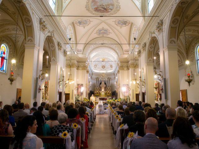 Il matrimonio di Enrico e Milena a Cerea, Verona 24