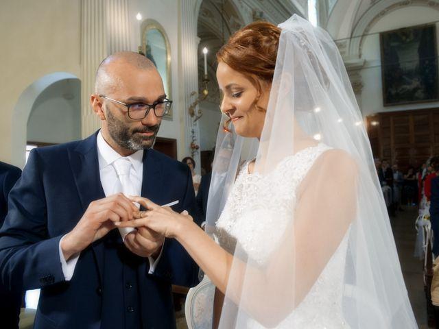 Il matrimonio di Enrico e Milena a Cerea, Verona 27