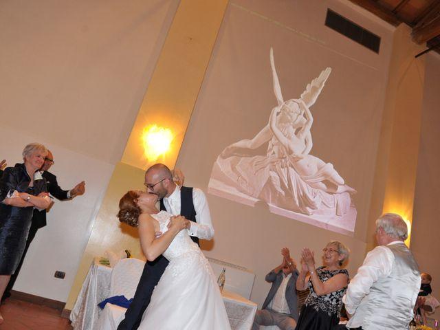 Il matrimonio di Enrico e Milena a Cerea, Verona 63