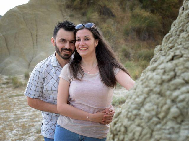 Il matrimonio di Graziangela e Nico a Pisticci, Matera 6