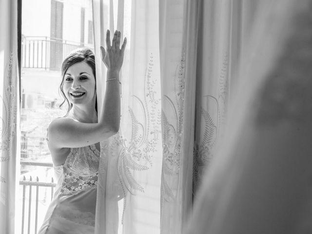 Il matrimonio di Graziangela e Nico a Pisticci, Matera 10