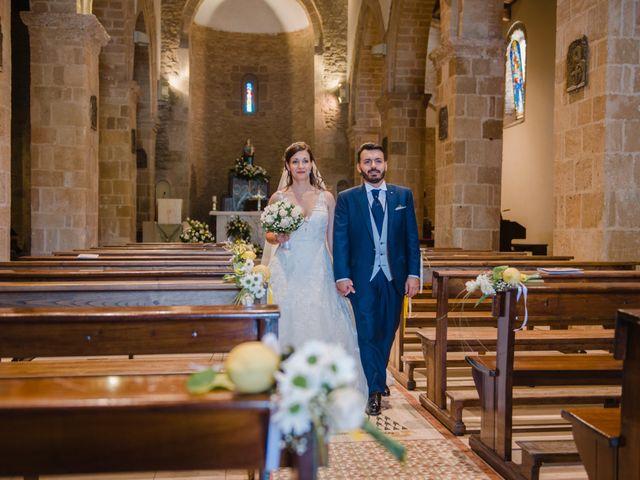 Il matrimonio di Graziangela e Nico a Pisticci, Matera 13