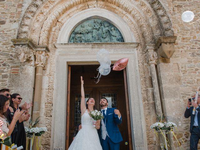 Il matrimonio di Graziangela e Nico a Pisticci, Matera 14