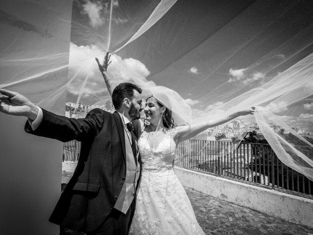 Il matrimonio di Graziangela e Nico a Pisticci, Matera 16
