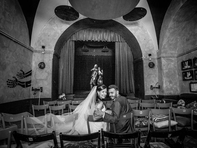 Il matrimonio di Graziangela e Nico a Pisticci, Matera 19