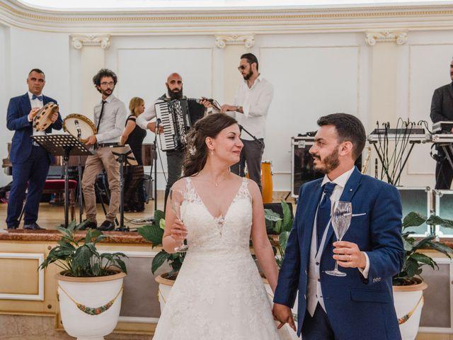 Il matrimonio di Graziangela e Nico a Pisticci, Matera 20