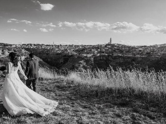 Il matrimonio di Graziangela e Nico a Pisticci, Matera 2