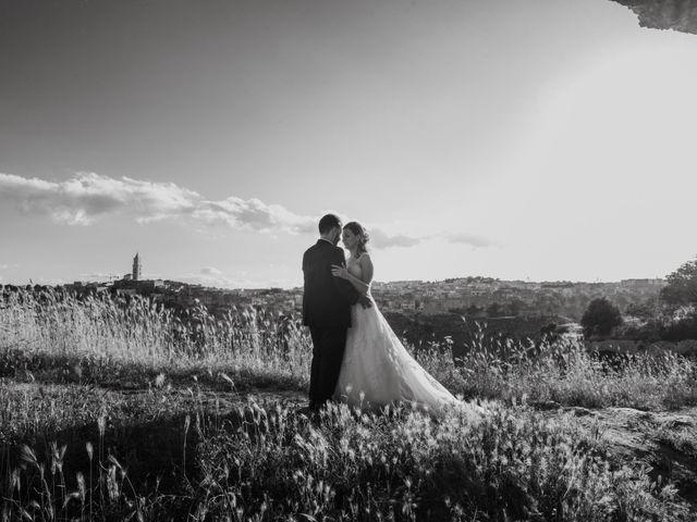 Il matrimonio di Graziangela e Nico a Pisticci, Matera 23