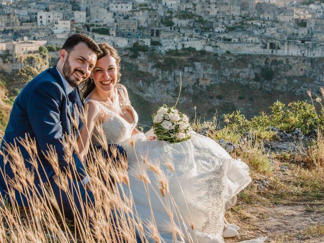 Il matrimonio di Graziangela e Nico a Pisticci, Matera 24