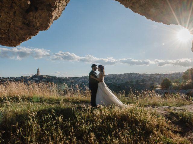 Il matrimonio di Graziangela e Nico a Pisticci, Matera 26