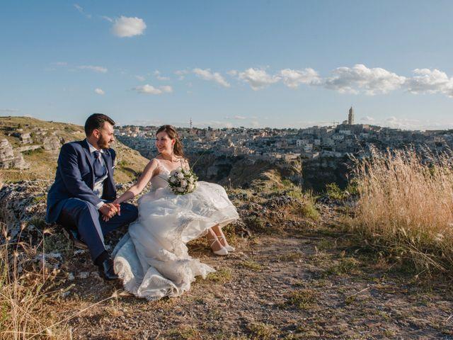 Il matrimonio di Graziangela e Nico a Pisticci, Matera 27