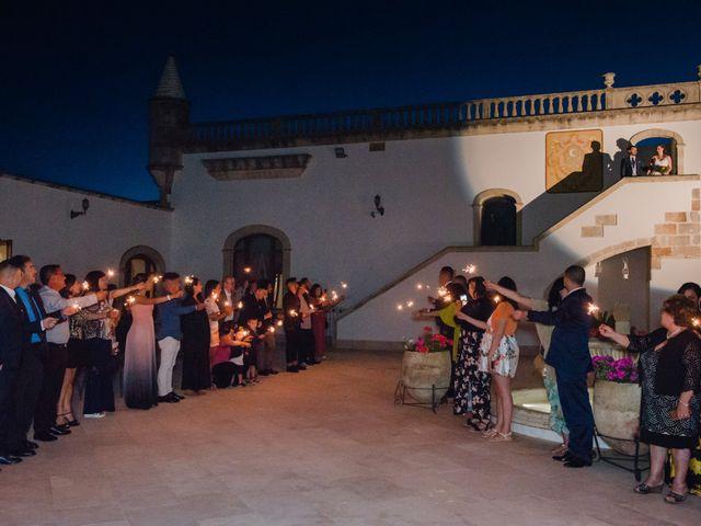 Il matrimonio di Graziangela e Nico a Pisticci, Matera 30
