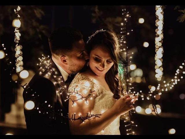 Le nozze di Anna e Tony
