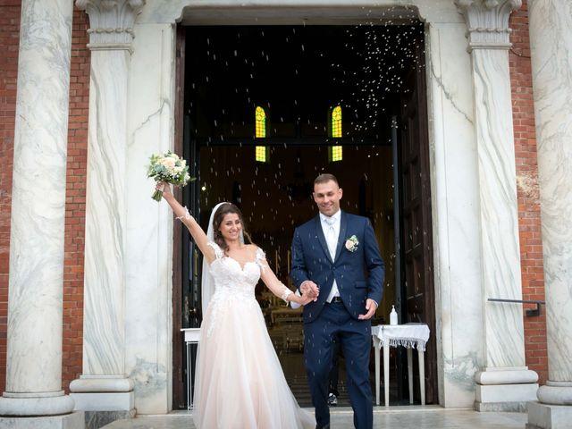 Il matrimonio di Stefano e Chiara a Forte dei Marmi, Lucca 8
