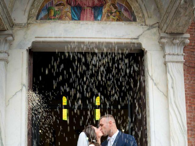 Il matrimonio di Stefano e Chiara a Forte dei Marmi, Lucca 9