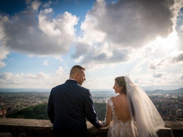 Il matrimonio di Stefano e Chiara a Forte dei Marmi, Lucca 11