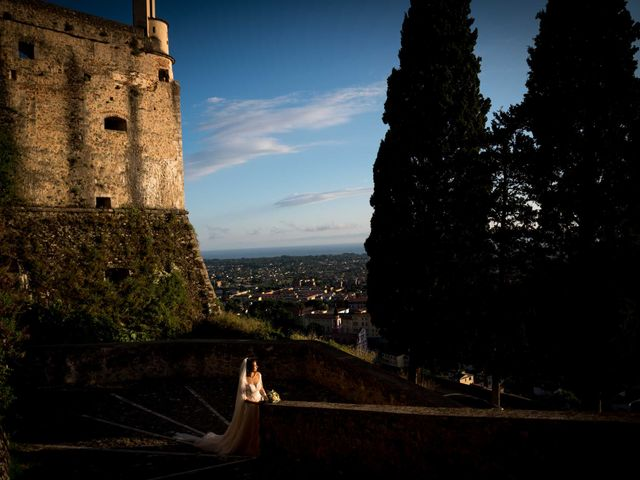 Il matrimonio di Stefano e Chiara a Forte dei Marmi, Lucca 18