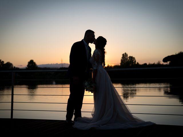 Il matrimonio di Stefano e Chiara a Forte dei Marmi, Lucca 22