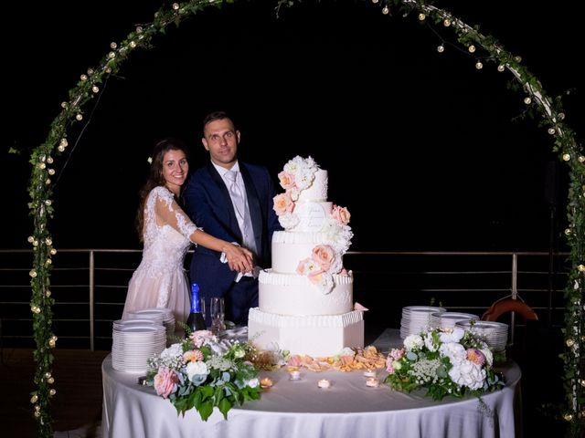 Il matrimonio di Stefano e Chiara a Forte dei Marmi, Lucca 30