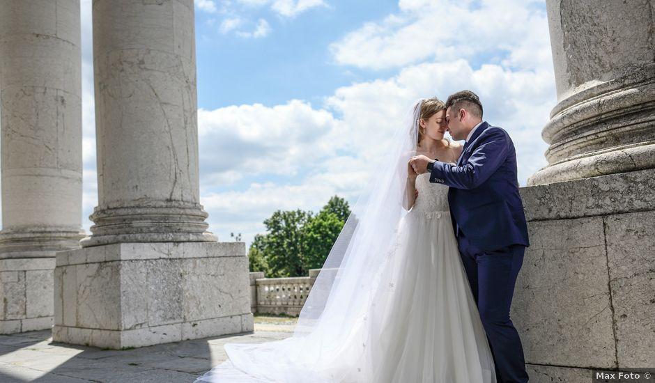 Il matrimonio di Francesco e Giulia a Torino, Torino