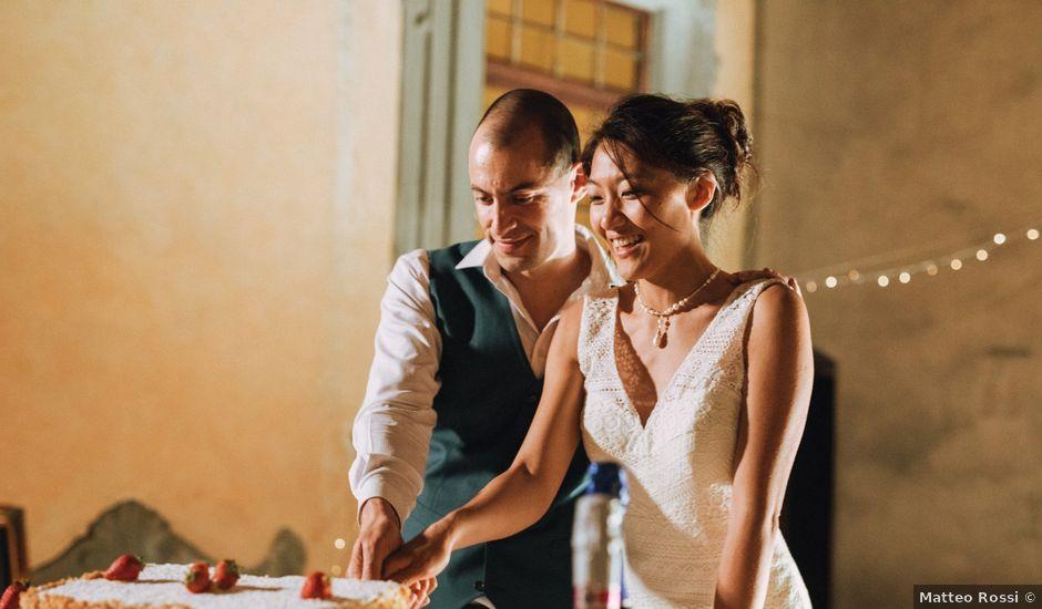 Il matrimonio di Daniel e Lucia a Firenze, Firenze
