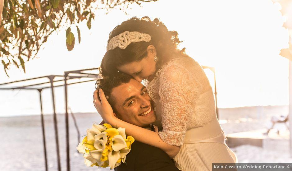Il matrimonio di Alessandro e Silvana a Agrigento, Agrigento