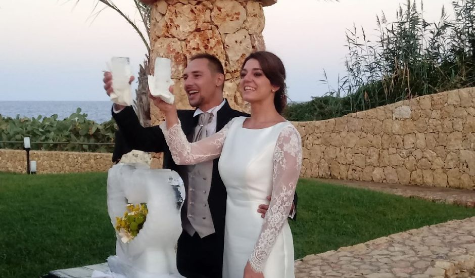 Il matrimonio di Massimo e Valentina a Floridia, Siracusa