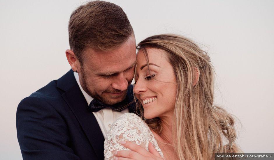 Il matrimonio di Billy e Skye a Polignano a Mare, Bari