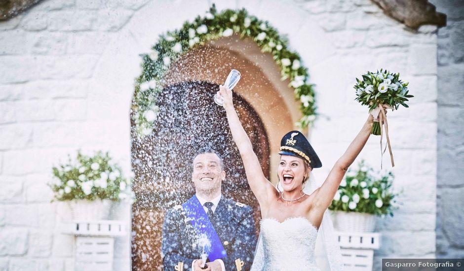 Il matrimonio di Gabriella e Mino a Martina Franca, Taranto