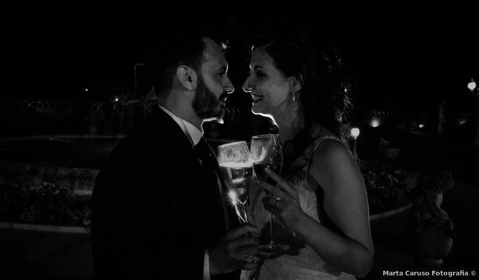 Il matrimonio di Graziangela e Nico a Pisticci, Matera