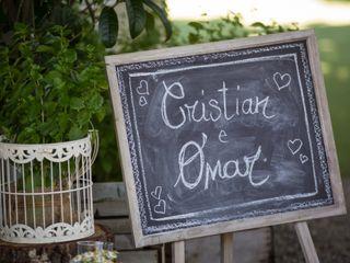 Le nozze di Cristian e Omar 3