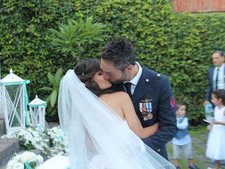 Le nozze di Walter e Graziana