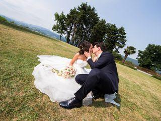Le nozze di Claudia e Federico 1