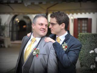 Le nozze di Federico e Stefano