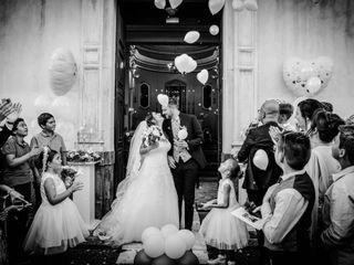 Le nozze di Emily e Carmelo