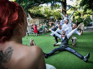 Le nozze di Elisa e Ovidiu 1