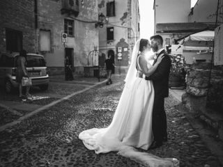 Le nozze di Chiara e Gavino