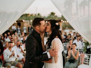 Le nozze di Daniela e Martin