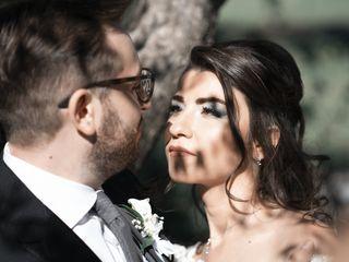 Le nozze di Nives e Giuseppe