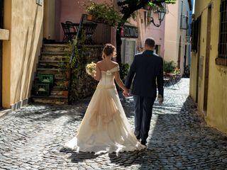 Le nozze di Alessandra e Rodolfo