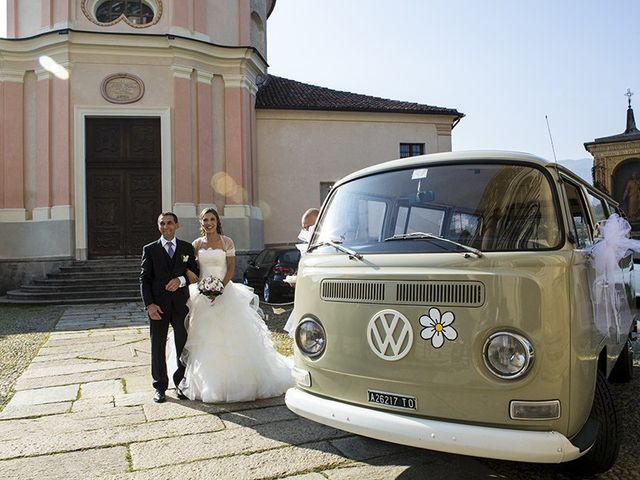 Il matrimonio di Massimiliano e Lucrezia a Cumiana, Torino 14