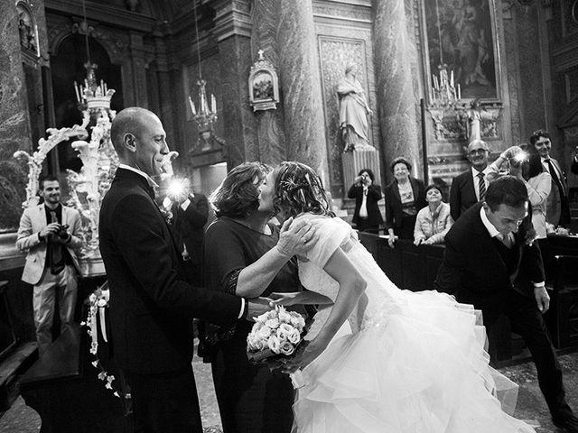 Il matrimonio di Massimiliano e Lucrezia a Cumiana, Torino 16