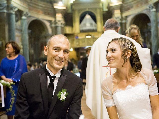 Il matrimonio di Massimiliano e Lucrezia a Cumiana, Torino 18