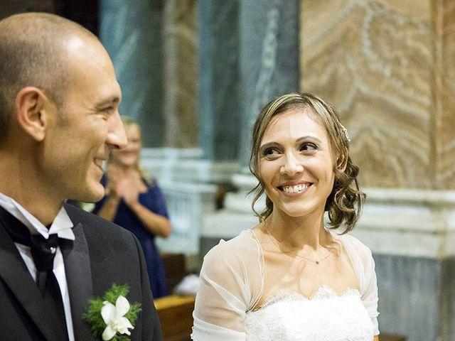 Il matrimonio di Massimiliano e Lucrezia a Cumiana, Torino 19